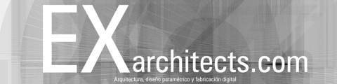 EXarchitects- Logo cabecera web